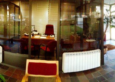 Oficina interior panoramica 2016
